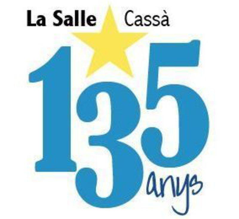 Cassà de la Selva. 135 anys d'història de la Salle de Cassà.